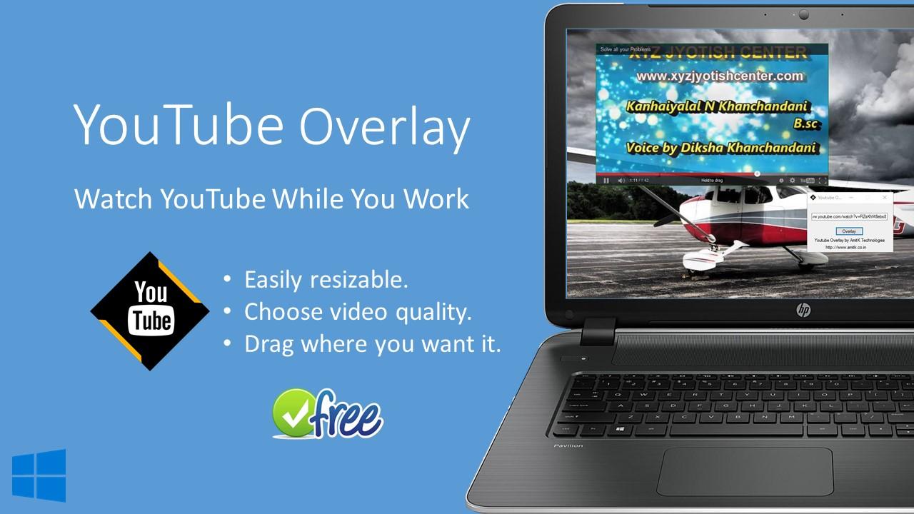 YoutubeOverlay