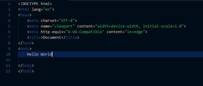 basic-code for How to use live reload in your Web Project